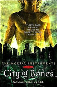 city of bones book 1
