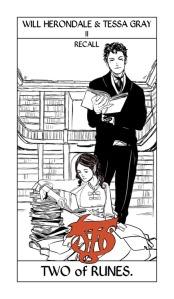 Will and Tessa Tarot