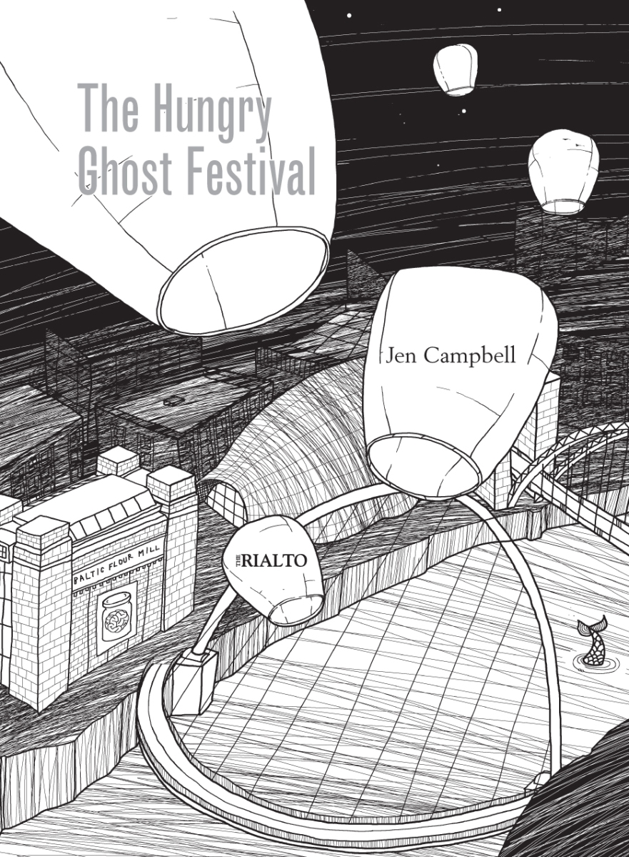 The Hungry Ghost Festival by Jen Campbell :Review