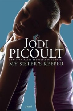 Sisterskeeper book cover