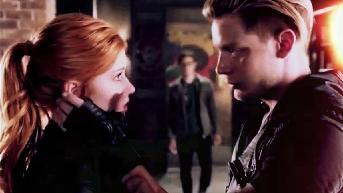 Let's talk about Shadowhunters!