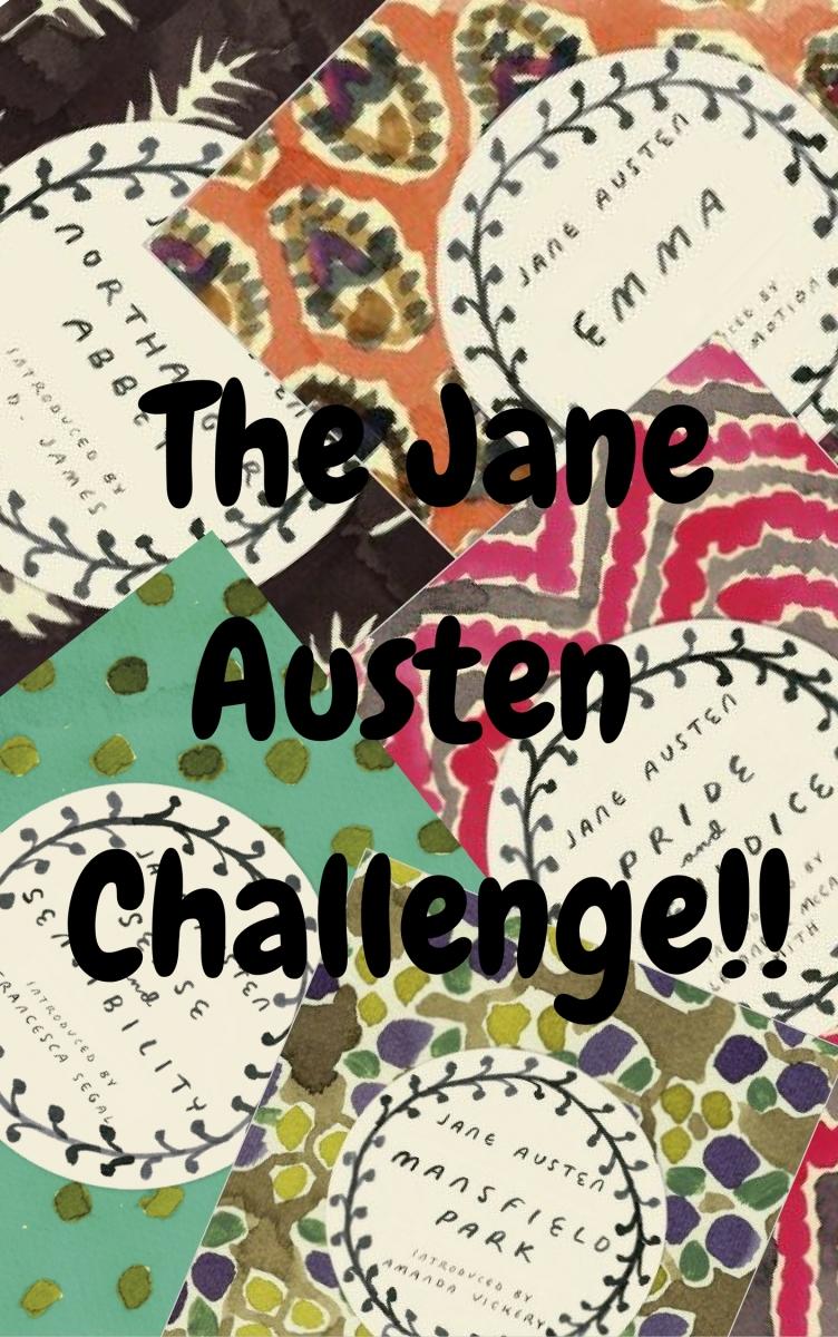 The Jane Austen Challenge
