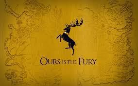 Ours is the fury